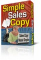Simple Sales Copy Plr Software