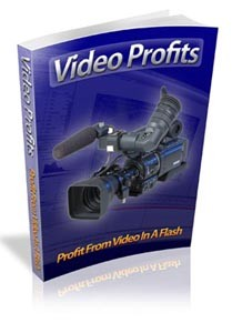 Video Profits – Profit From Video In A Flash Mrr Ebook