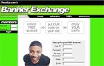Banner Exchange Lime Design Personal Use Template