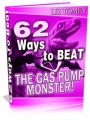 Beat The Gas Pump Monster MRR Ebook