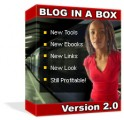 Blog In A Box Version 20 Resale Rights Software