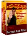 Ezine Filter And Format Resale Rights Software