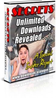 Secrets Unlimited Downloads Revealed Resale Rights Ebook