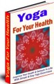 Yoga For Your Health Resale Rights Ebook