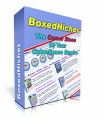 Boxedniches Resale Rights Software