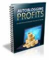 Autoblogging Profits Mrr Ebook