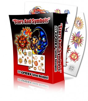 Star Tattoos MRR Ebook