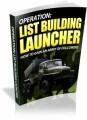 List Building Launcher Mrr Ebook