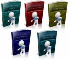 5 PLR EBooks Package V6 Plr Ebook