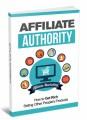 Affiliate Authority MRR Ebook