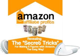 Amazon Affiliate Profits MRR Ebook With Audio