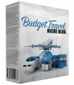 Budget Travel Plr Niche Blog V2 PLR Template