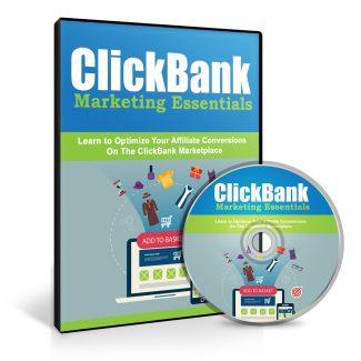 Clickbank Marketing Essentials MRR Video With Audio