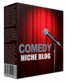 Comedy Niche Site Pack Personal Use Template