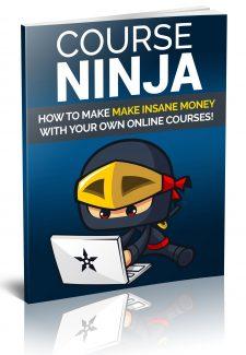 Course Ninja PLR Ebook