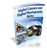 Digital Camera And Photography Tips Give Away Rights Ebook