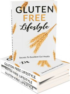 Gluten Free Lifestyle MRR Ebook