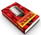 How To Create An Audio Ebook PLR Ebook