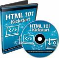 Html 101 Kickstart PLR Video With Audio