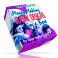 Money Making Flashy Designs In A Box Resale Rights Graphic
