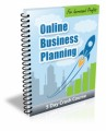 Online Business Planning PLR Autoresponder Messages