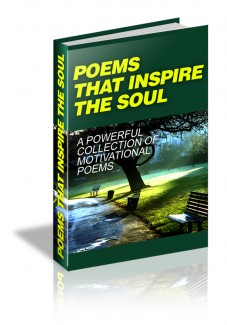Poems That Inspire The Soul MRR Ebook