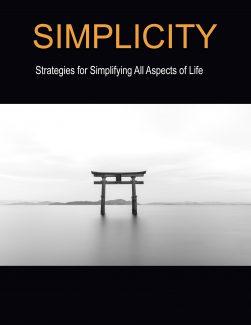 Simplifying All Aspects Of Your Life PLR Ebook