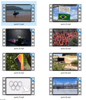 Sports Stock Videos Two – V2 MRR Video