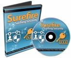 Surefire Surfing Security PLR Video With Audio