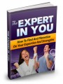 The Expert In You Give Away Rights Ebook