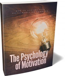 The Psychology Of Motivation MRR Ebook