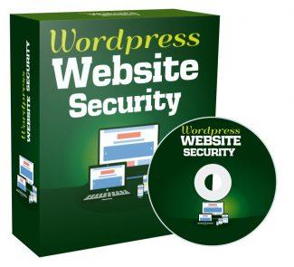 WordPress Website Security PLR Video With Audio