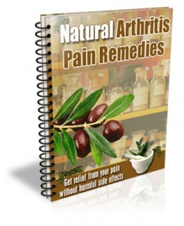 Natural Athritis Pain Remedies Mrr Ebook