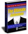 The Ultimate Salesman Plr Ebook