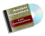 15 Aweber Unleashed Video Tutorials MRR Video