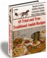 65 Tried And True Traditional Amish Recipes Resale ...