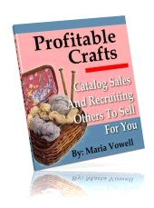 Catalog Sales And Recruiting Others To Sell For You Resale Rights Ebook