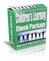 Children's Learning Ebook Package Resale Rights Ebook