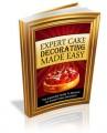 Expert Cake Decorating Made Easy PLR Ebook
