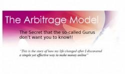 The Arbitrage Model PLR Ebook