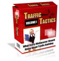 Traffic Tactics : Volume I PLR Ebook