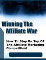 Winning The Affiliate War PLR Ebook