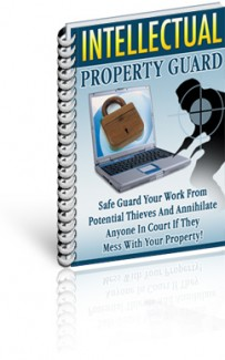 Intellectual Property Guide Mrr Ebook With Audio