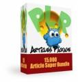 Monster PLR Article Package Plr Article