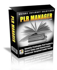 Plr Manager MRR Software