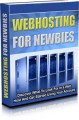 Webhosting For Newbies Mrr Ebook With Video