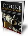 Offline Marketing Secrets Mrr Ebook