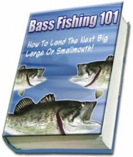 Bass Fishing 101 PLR Ebook