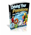 Driving Your Passions Mrr Ebook
