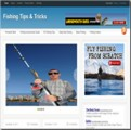Fishing Guide Blog Personal Use Template With Video